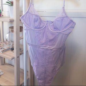 AFRM • Lavender Bodysuit